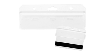 Horizontální pevný držák pro magnetické karty